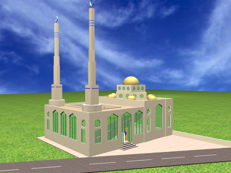 World Heights Home Architect Mosque Design