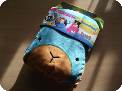 Snooziheadz pillow
