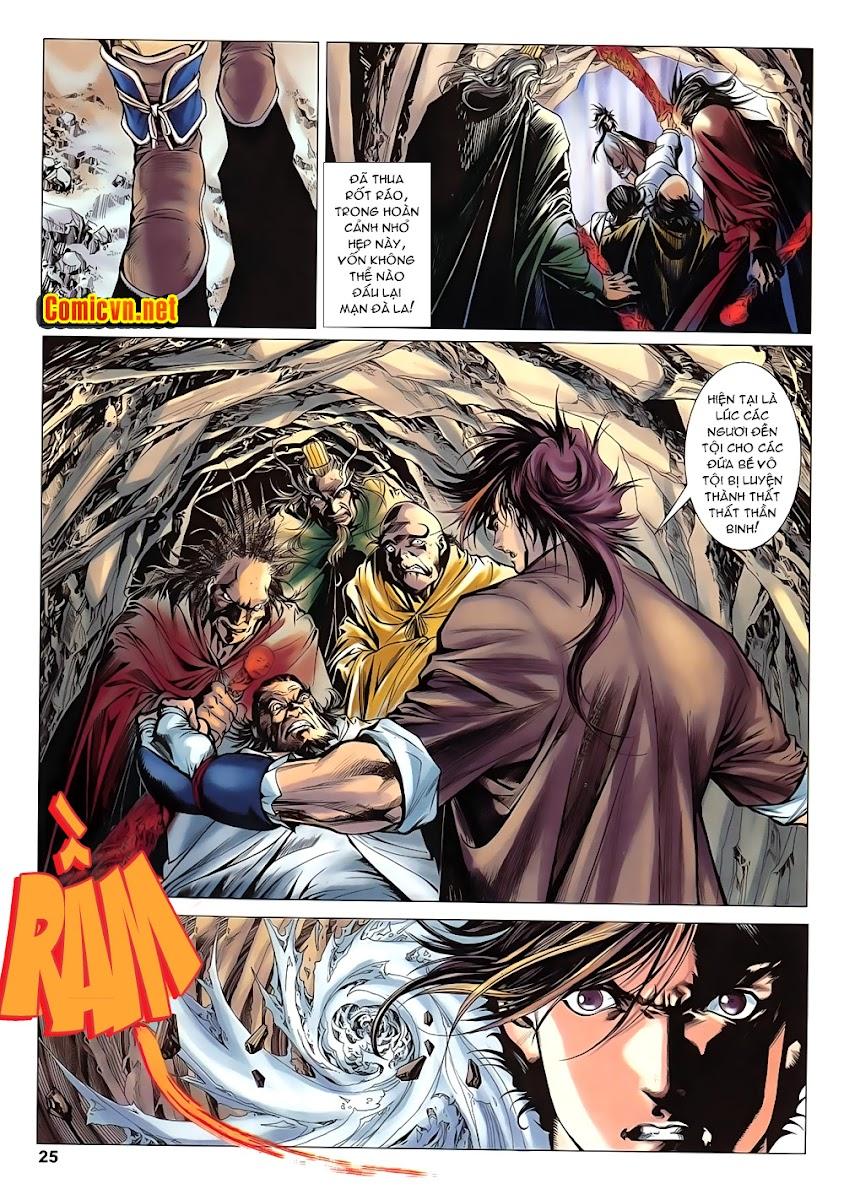 Lục Đạo Thiên Thư chap 11 - Trang 23