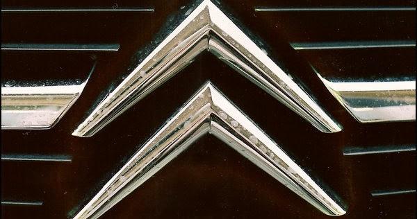 Auto Car Logos Citroen Logo