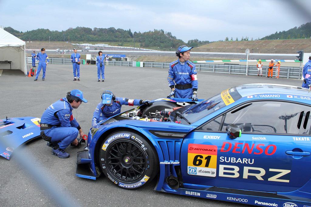 Subaru BRZ, Super GT, wyścigi, boxer, racing