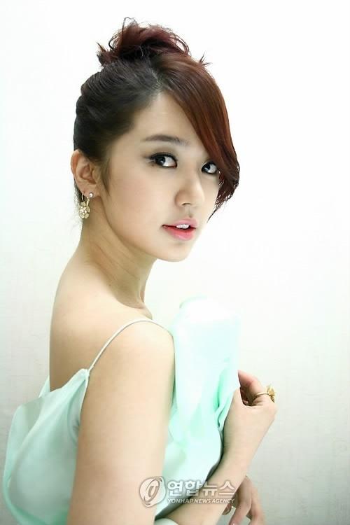 Foto Yoon Eun Hye Terbaru 2011Yoon Eun Hye
