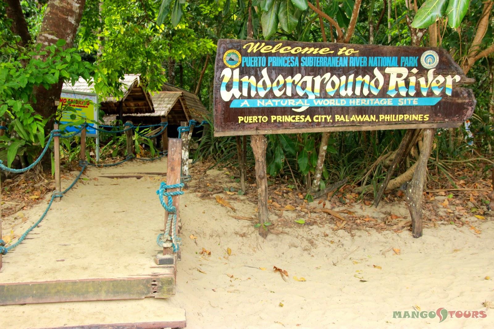 Mango Tours Puerto Princesa Palawan Underground River