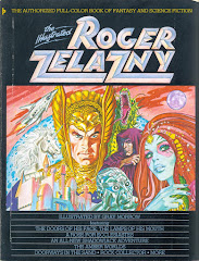 'The Illustrated Roger Zelazny'