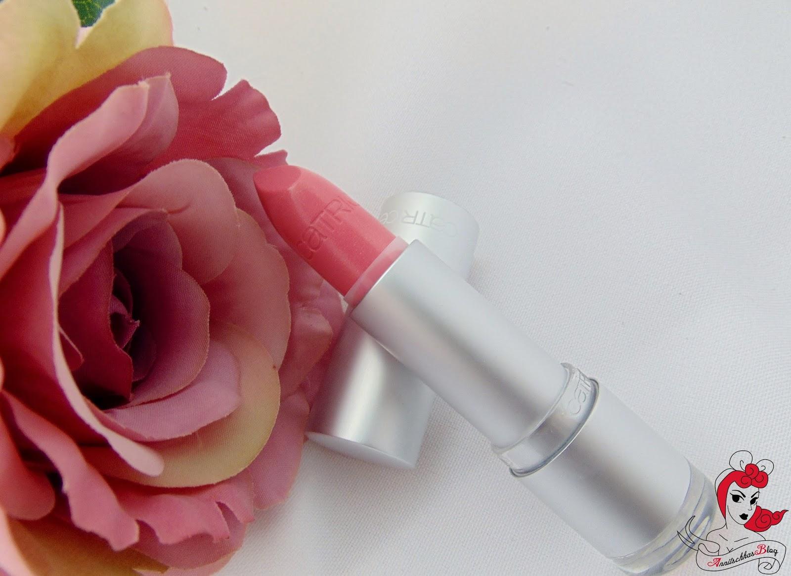 Catrice - Luminous Lips - 090 Lovable Me - www.annitschkasblog.de