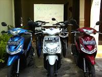 Penyewaan Motor Murah di Yogyakarta