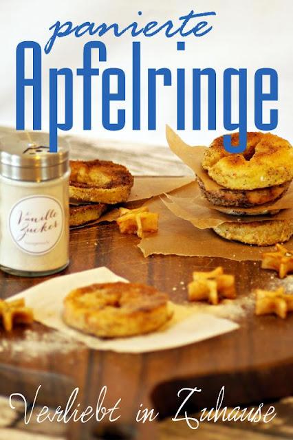 panierte Apfelringe Rezept