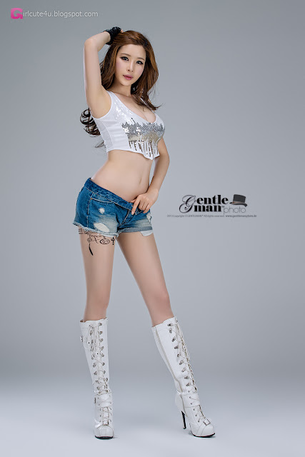 3 Super Yoon Ban Ji - very cute asian girl - girlcute4u.blogspot.com
