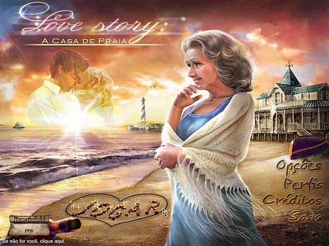Love Story - A Casa de Praia PT-BR Portable