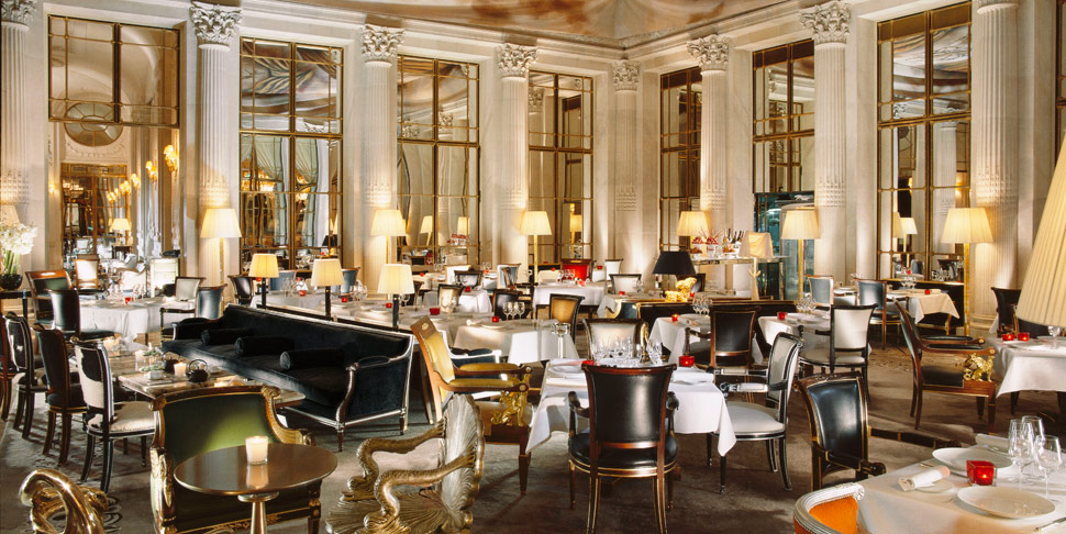 Kate And Chelsie An Afternoon Tea In Paris Le Meurice