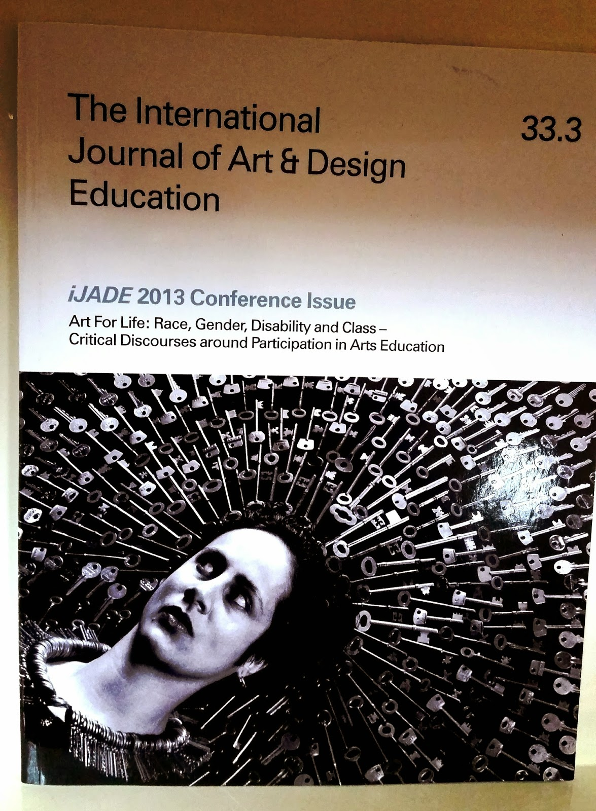 Art Design International : Pusat sumber jurnal baharu the international journal of