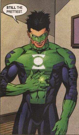 kyle rayner green lantern ion batman v superman dawn of justice zack snyder ben affleck henry cavill WB DC comics