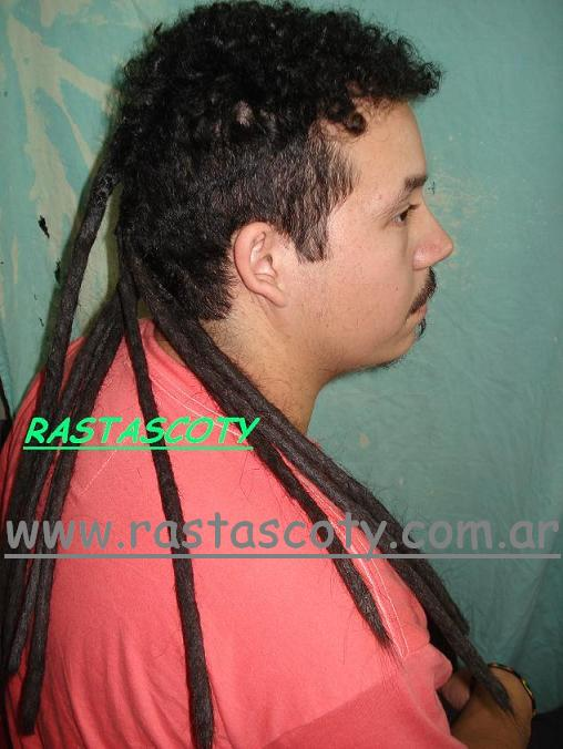 Cortes de pelo con rastas