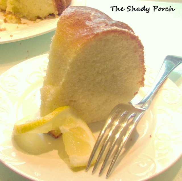 Lemon Butter Glaze by The Shady Porch