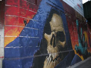 Arte Urbano en Buenos Aires: Av. Libertador y Bullrich
