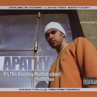 Apathy - It's The Bootleg, Muthaf*ckas! Vol. 1 (2CD) (2003) FLAC
