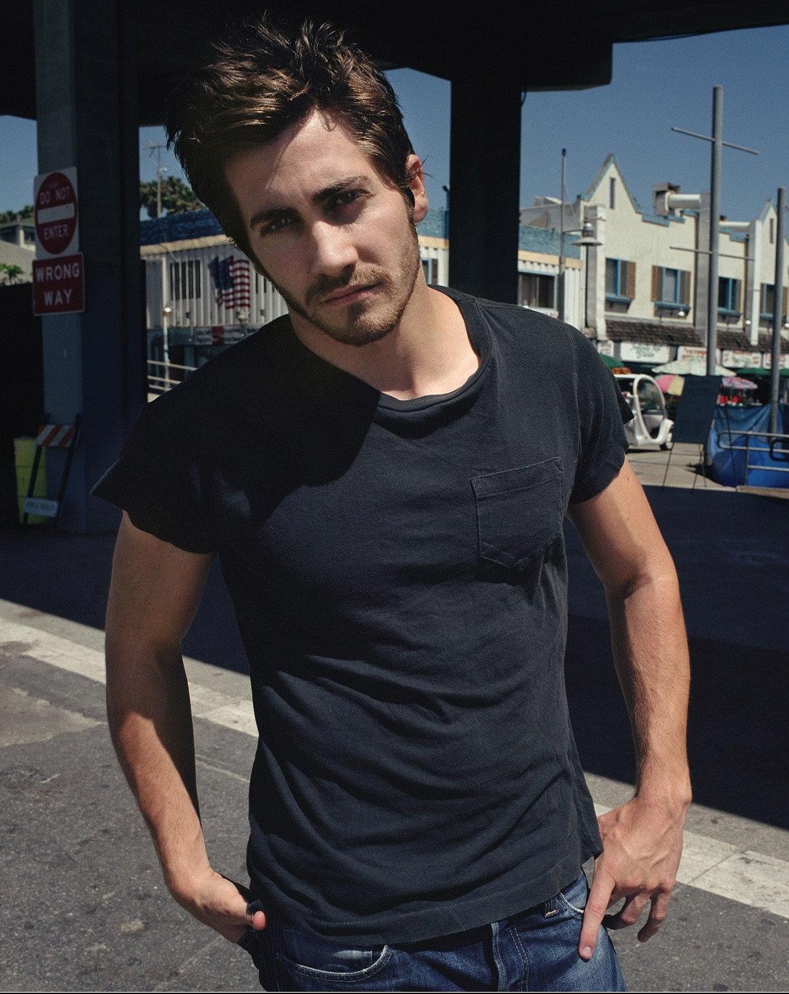 jake gyllenhaal scruff - photo #21