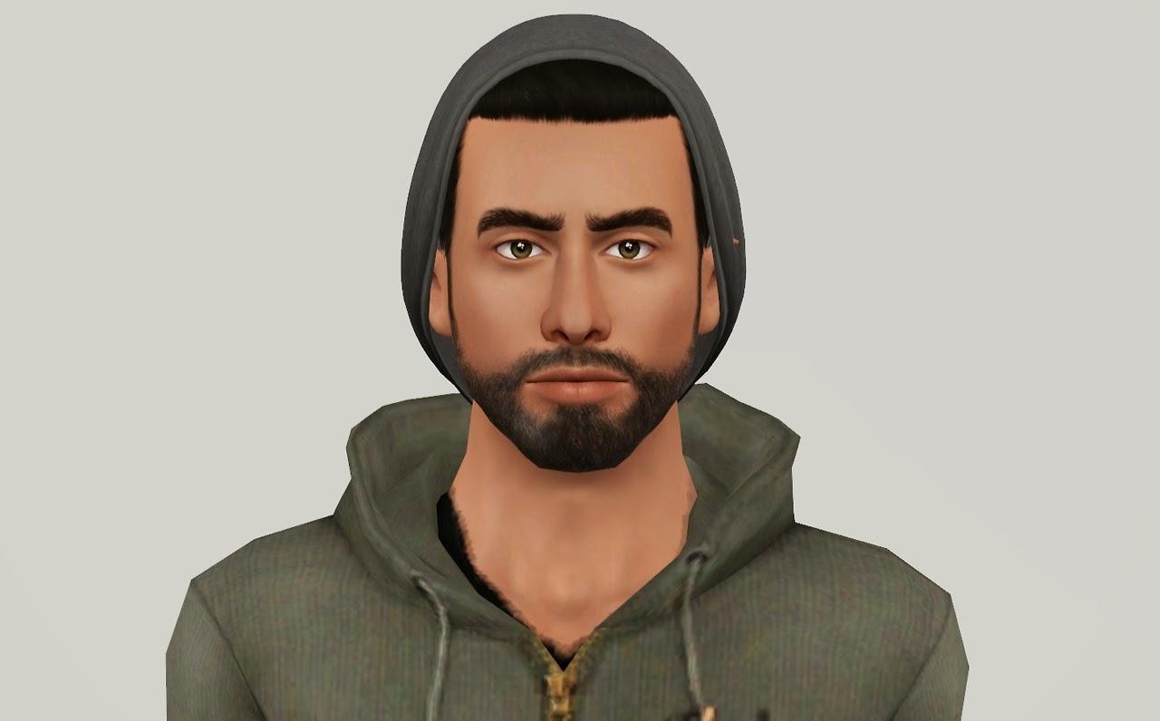 Nightcrawler Sims 3 Male Hair
