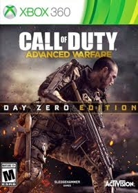 Call of Duty: Advanced Warfare(2dvds) d1: instalación d2: juego (100% ESPAÑOL LATINO