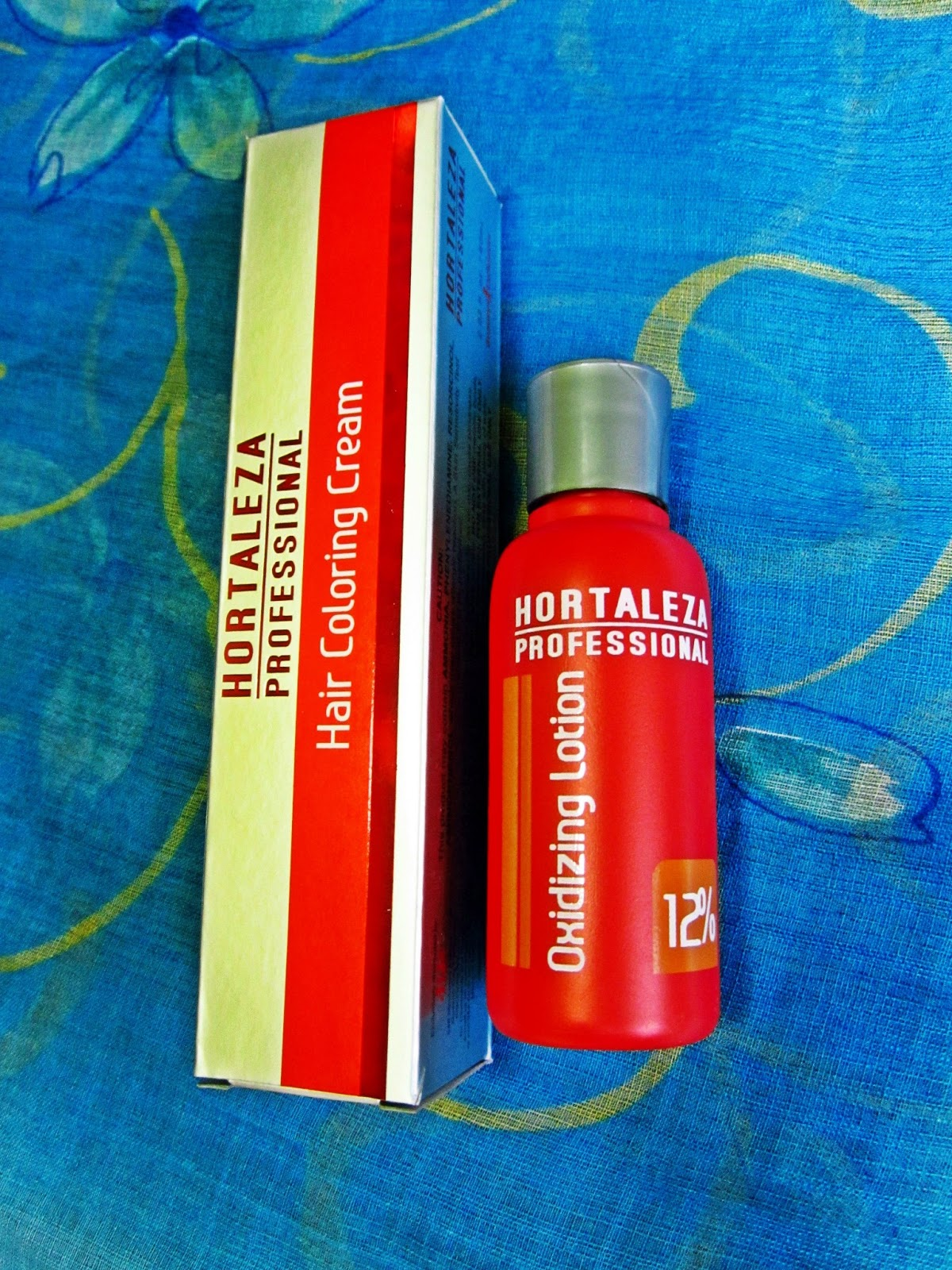 A Shade Of Summer REVIEW Hortaleza Hair Color Light Havana