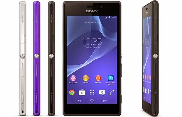 Harga Sony Xperia M2 Beserta Spesifikasi