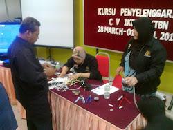 KURSUS PPK-KBS-IKBN-CCTV MAINTENANCE