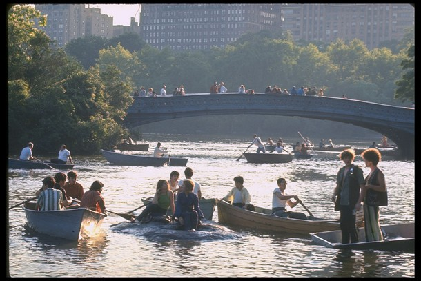 Bow Bridge 1969