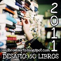 Desafio 2011 50 Libros(Superado)