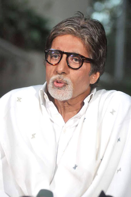 Amitabh Bachchan speaks to media on Bofors' controversy
