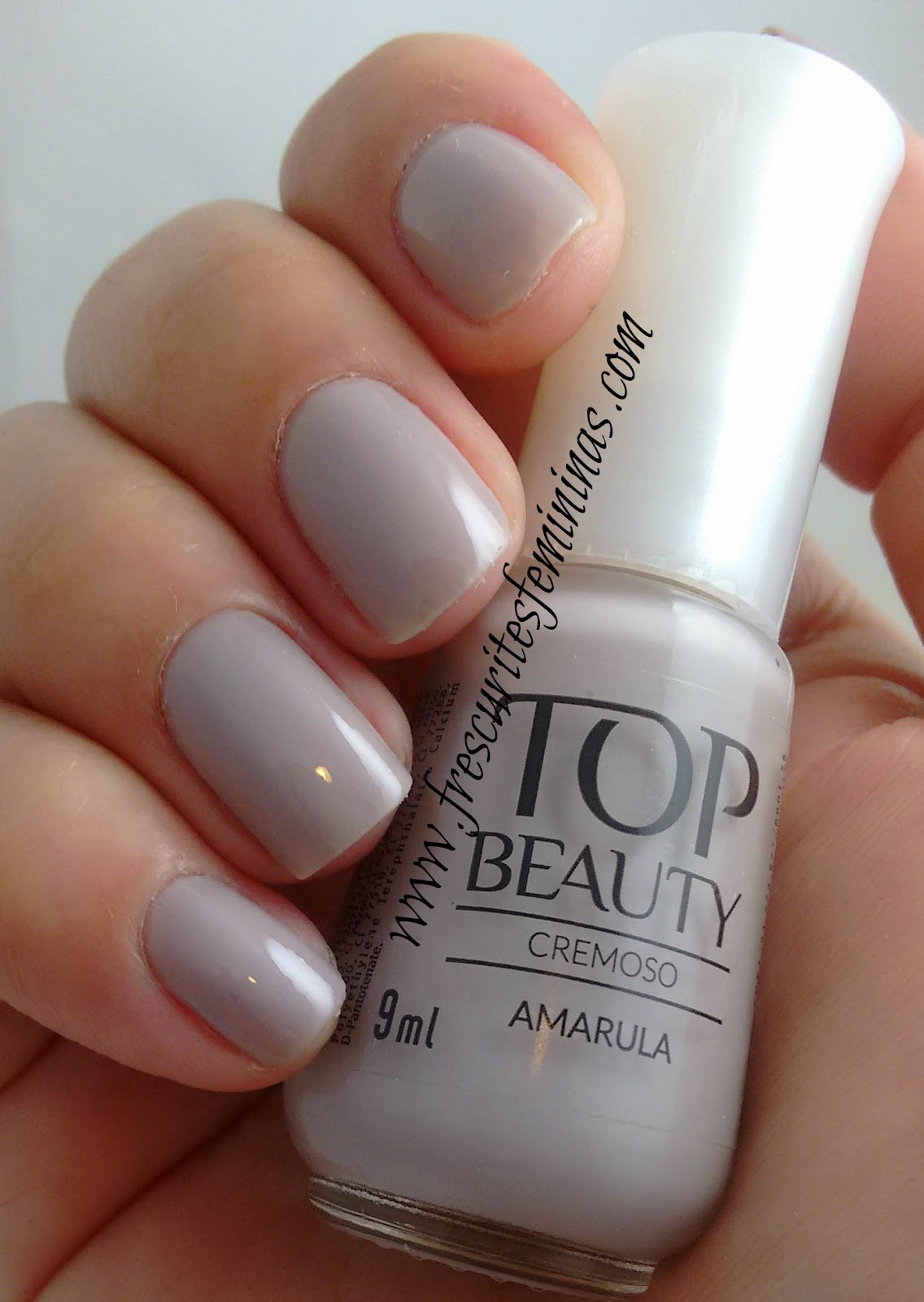 Esmalte, Top Beauty
