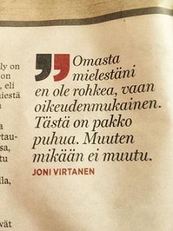 Iltalehti,haastattelu(2014 heinäkuu)