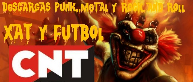 Descargas punk,metal y rock & roll