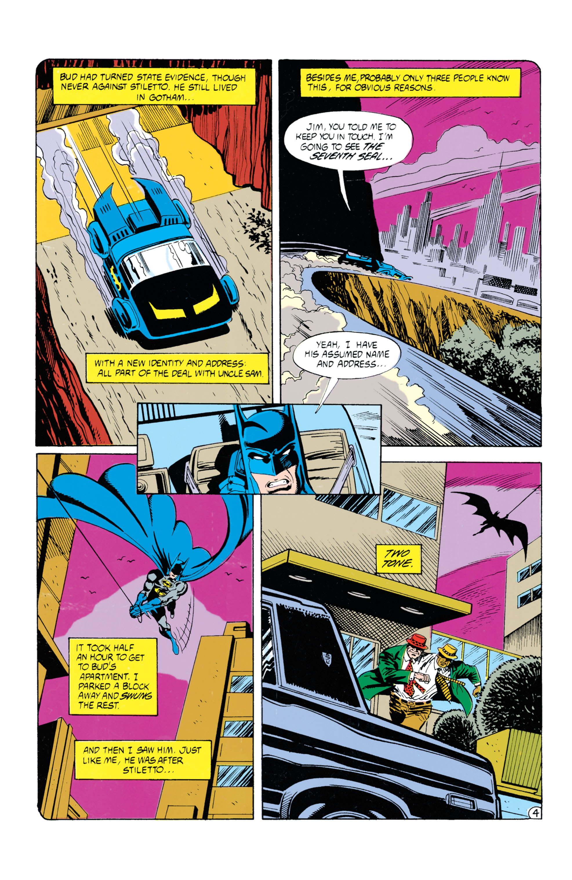 Detective Comics (1937) Issue #630 Page 5