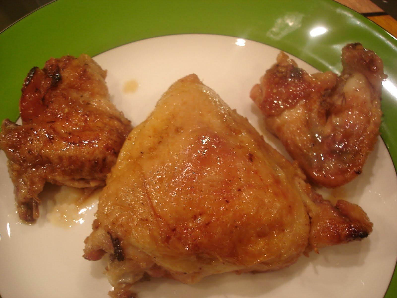Chicken Wings With Momofuku Octo Vinaigrette Recipes — Dishmaps