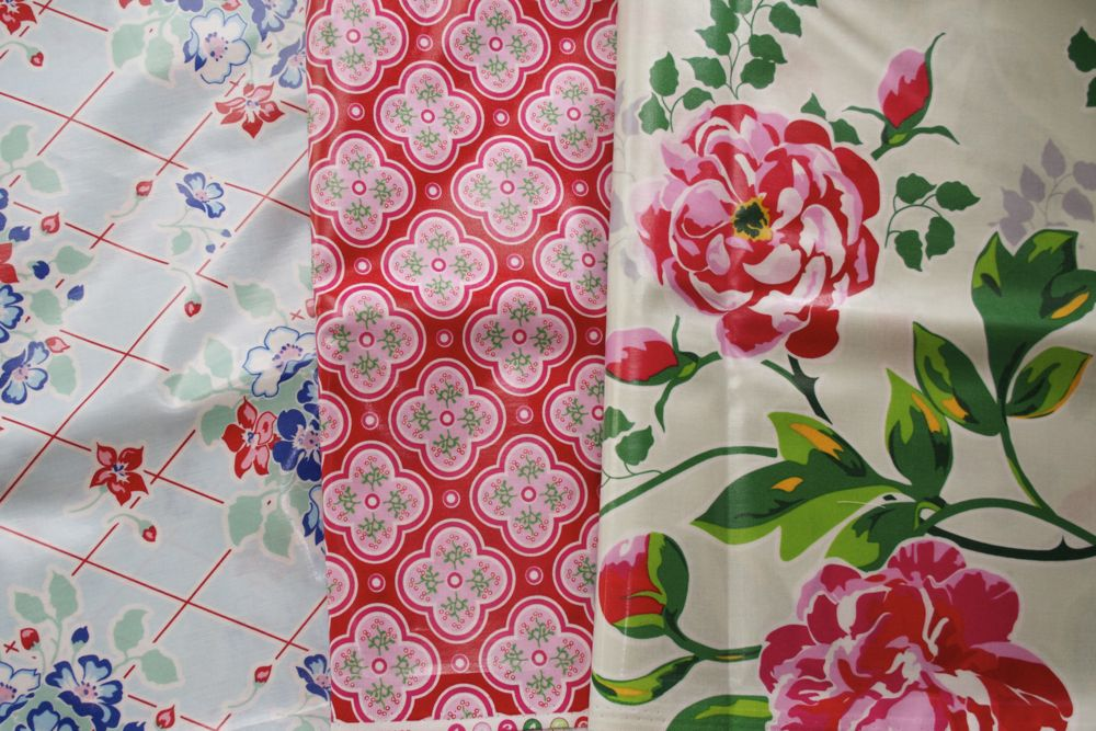 Sew Can Do Craftshare Laminated Cotton Giveaway