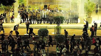 MANIFESTAÇÃO PREFEITURA CAMPINAS