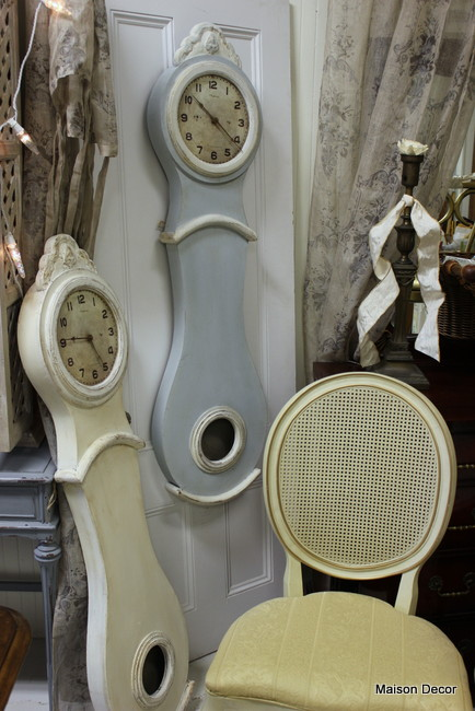Maison Decor Maison Decor Has Floor Sized Mora Clocks