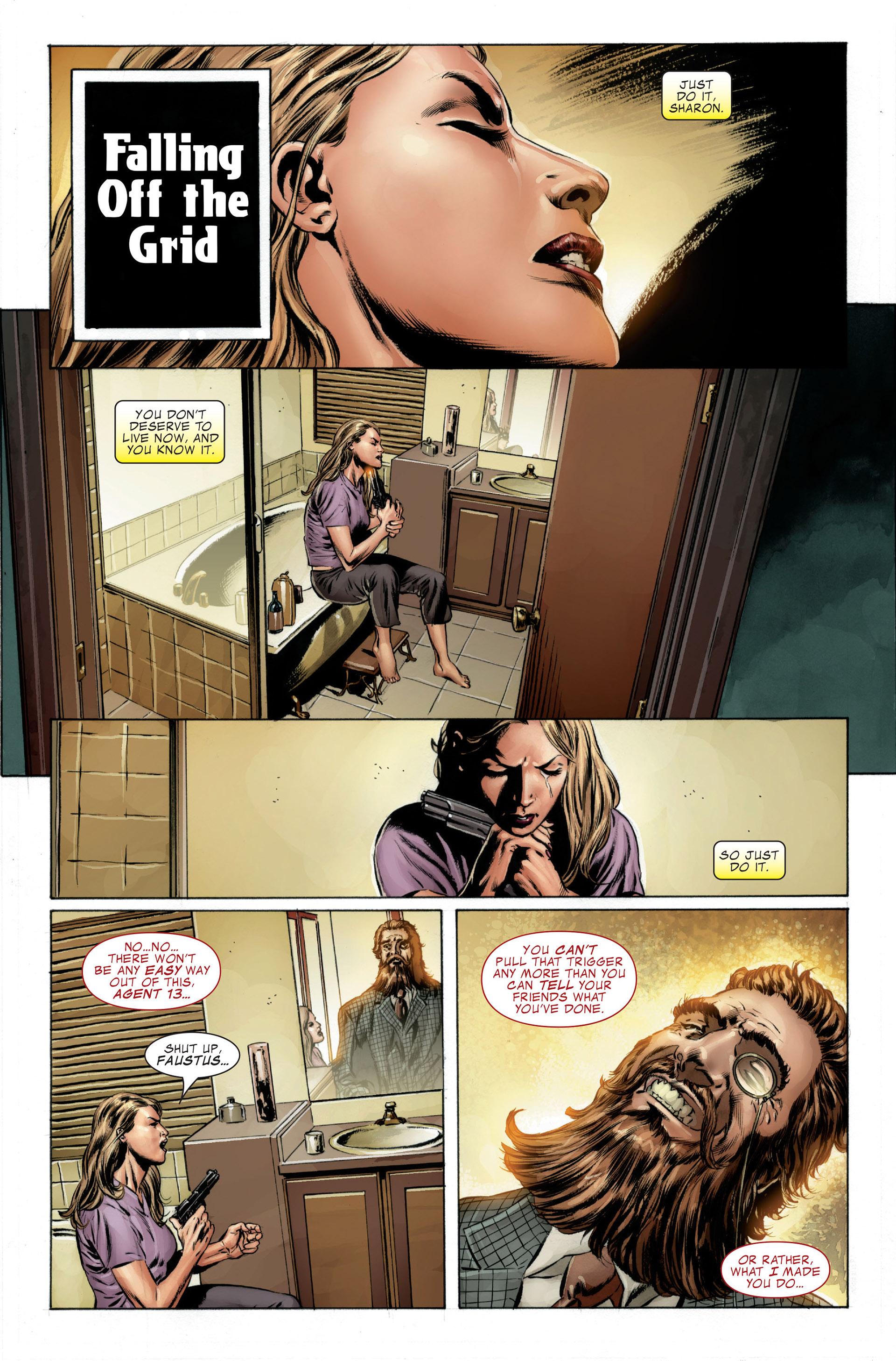 Captain America (2005) Issue #27 #27 - English 7