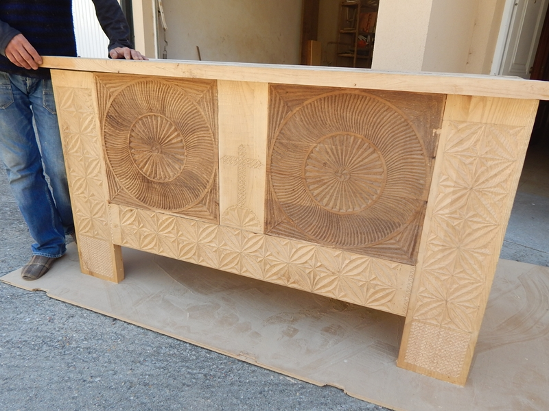 Ba les de madera piezas con personalidad - Baules de madera baratos ...