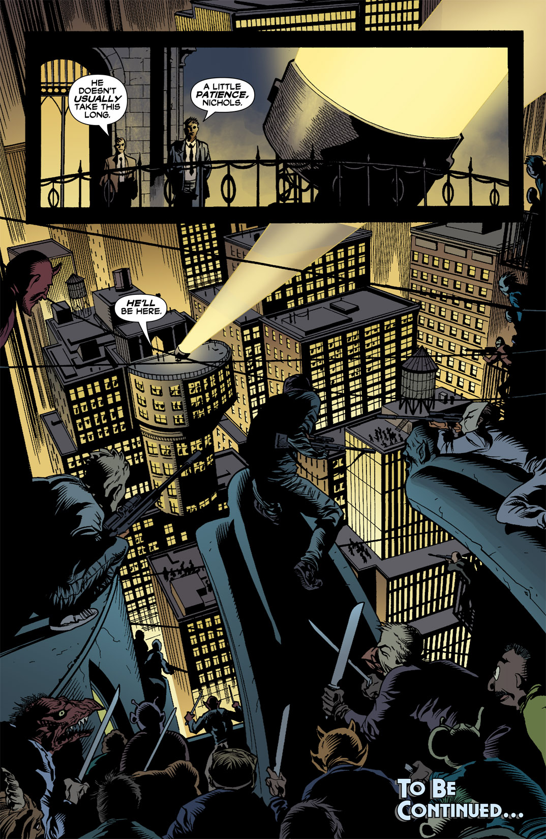 Detective Comics (1937) Issue #813 Page 23