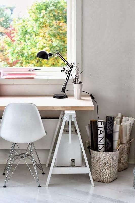 Ideas para inspirarnos y crear nuestro despacho en casa