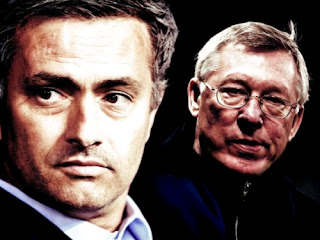Moruinho and Ferguson Face to Face