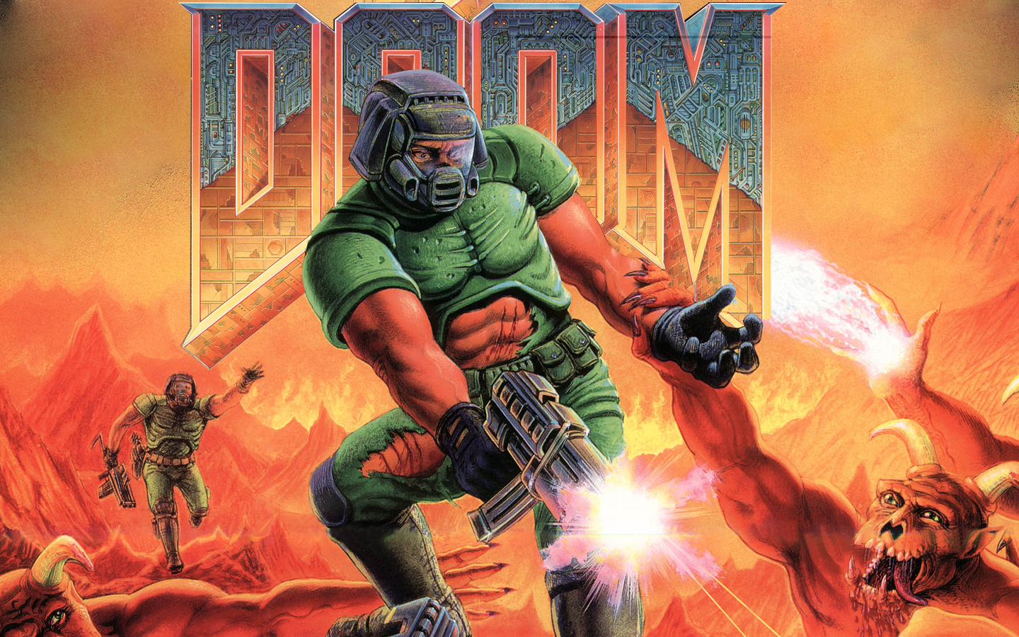 New Doom Game