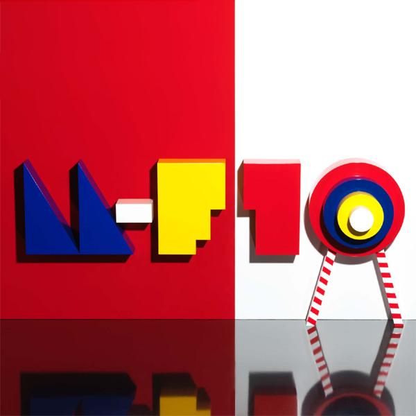 m-flo - M-F10 10th Anniversary Best