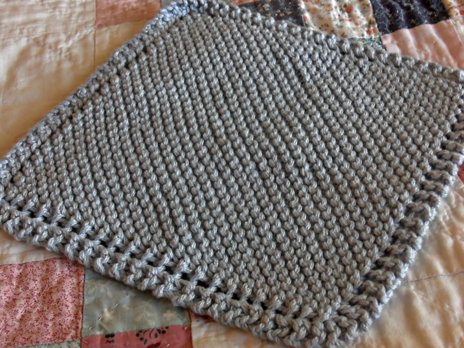 Knitted Cloth Patterns : golden bird knits: Wash Cloths on Parade