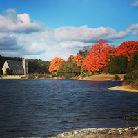 Old Stone Church_West Boylston MA_Fall Foliage_New England Fall Events