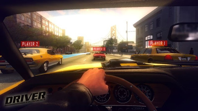 Driver San Francisco Full Tek Link İndir + Torrent