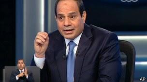 Sisi nyatakan Ikhwanul Muslimin Mesir sudah Tamat