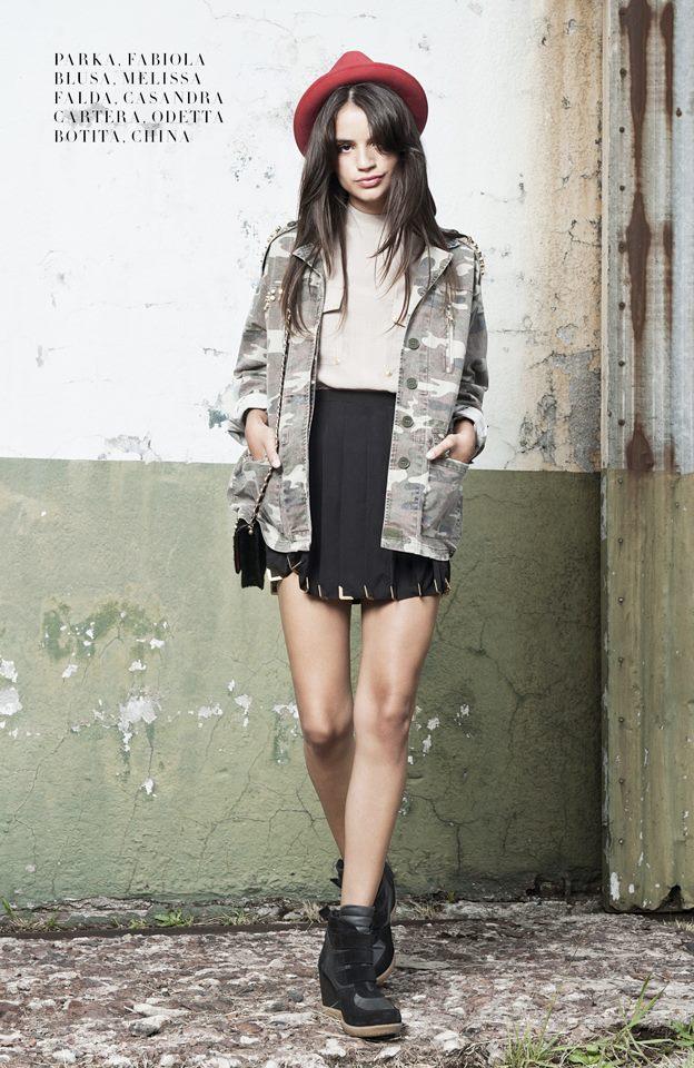 Blusas de moda invierno 2013 Delaostia