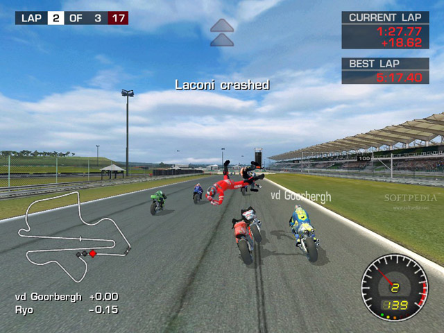 MotoGP 4 for BlackBerry Bold Games ~ looking for gaming applications? place here